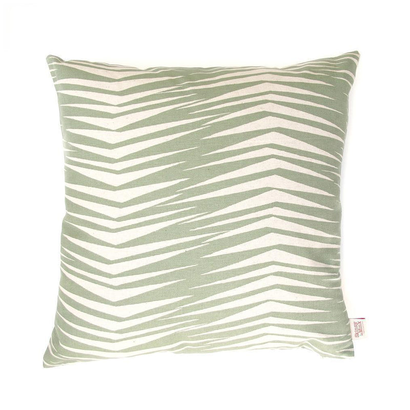 FRONDS THROW PILLOW