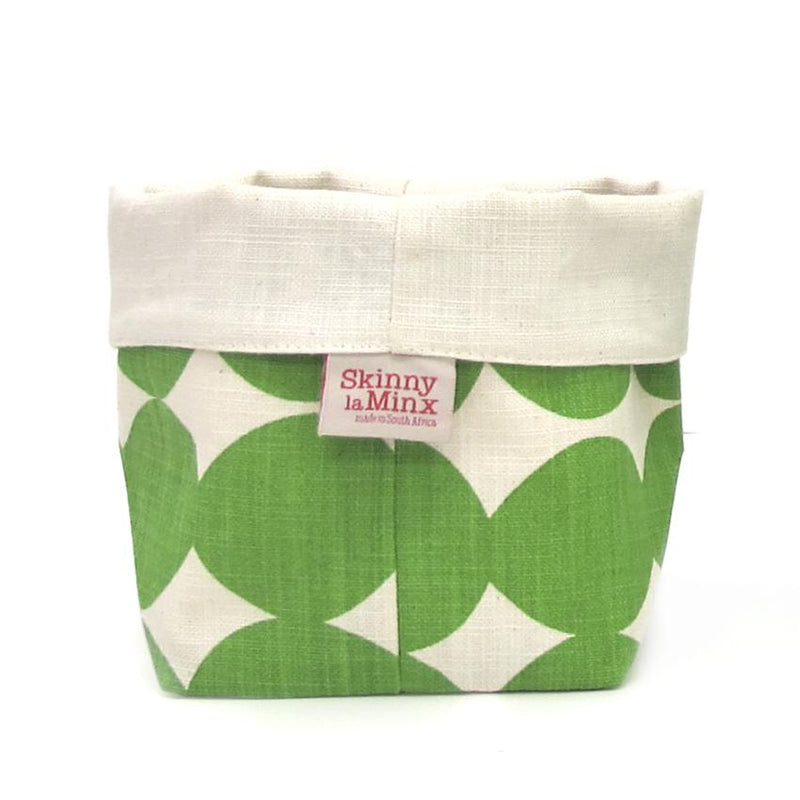 SKINNY LAMINX USA NEW YORK PEBBLE SOFT BUCKET