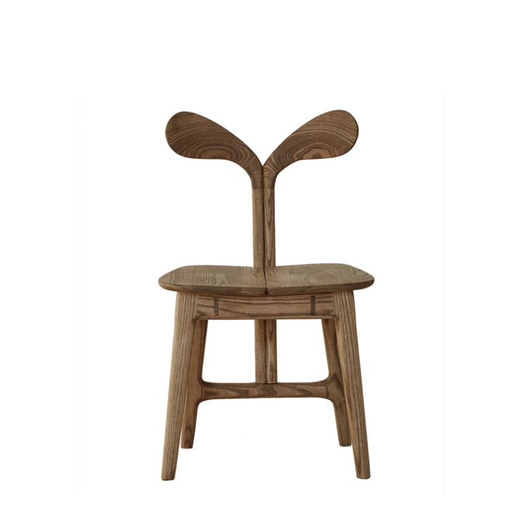 SPRING DINING CHAIR by Meyer Von Wielligh at SARZA. Chairs, dining chair, furniture, leaf range, Meyer Von Wielligh, oak, Spring