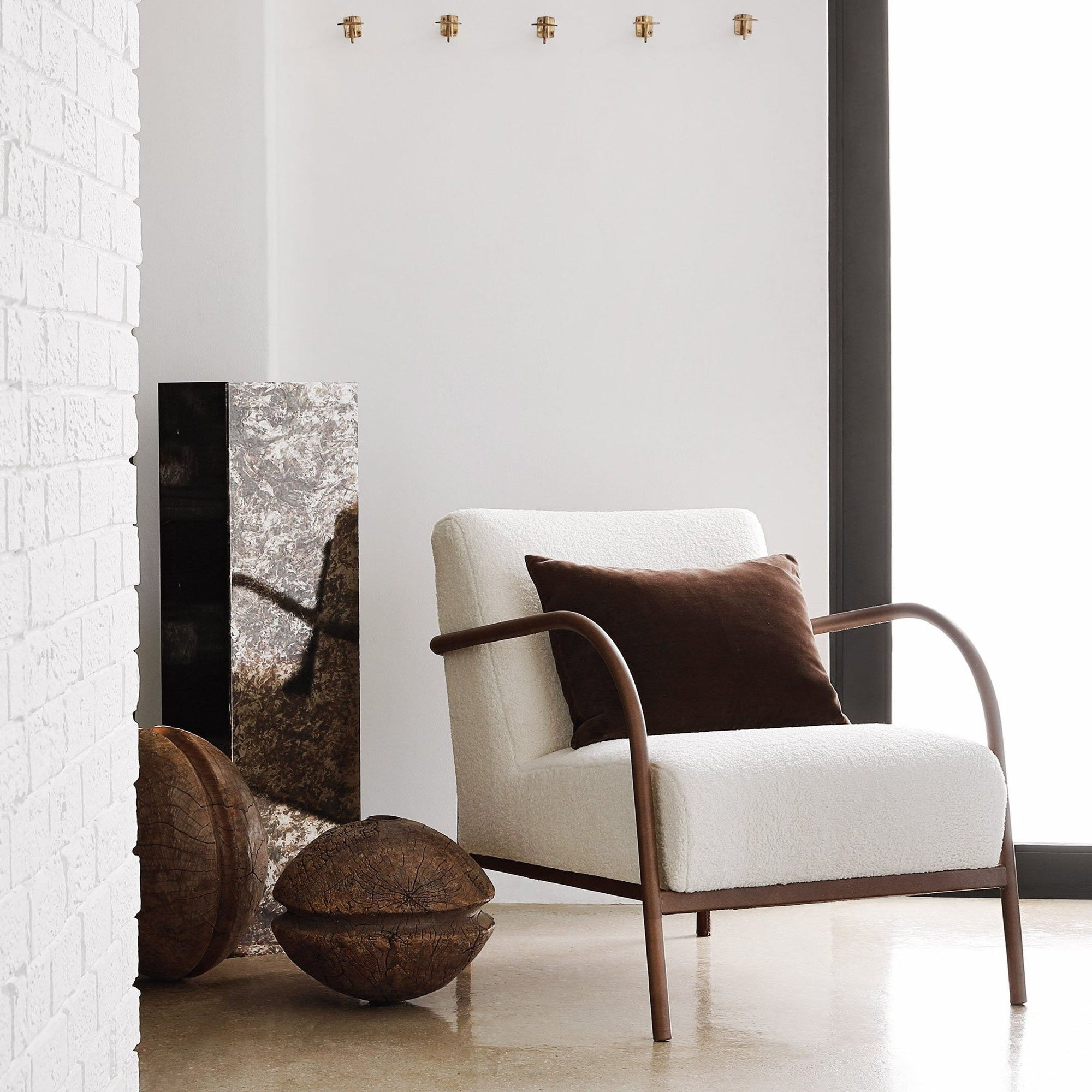 TEDDY CHAIR by Studio 19 at SARZA. armchair, Chairs, Furniture, Studio 19, Teddy Chair