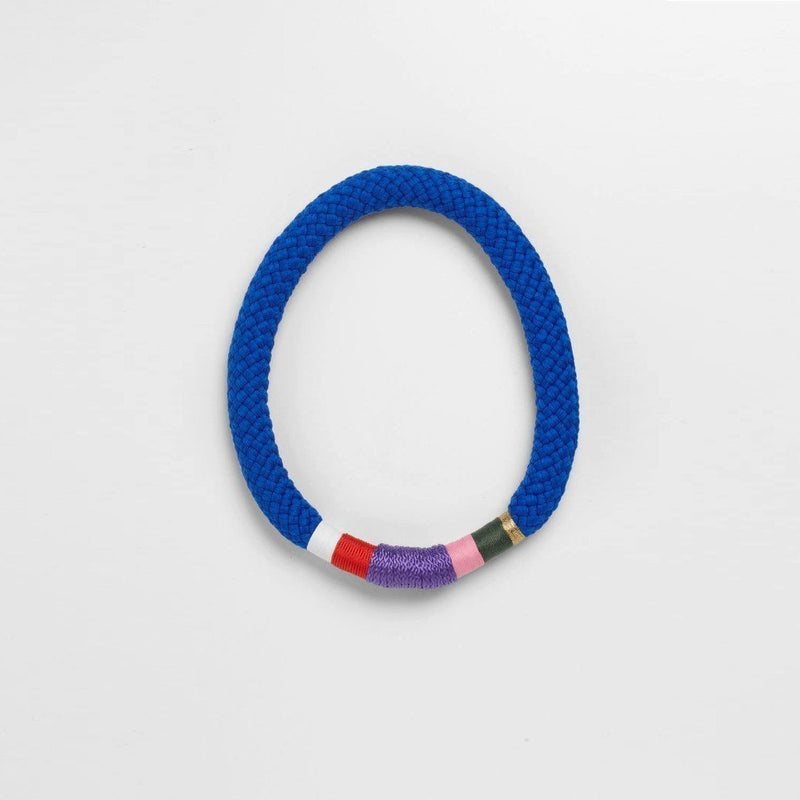 THICK NDEBELE NECKLACE by Pichulik at SARZA. jewellery, jewelry, ndebele, necklaces, PI-NEC-NDE-THIC-BLA, PI-NEC-NDE-THIC-BLU, PI-NEC-NDE-THIC-RED, PIC016, PICHULIK, thick