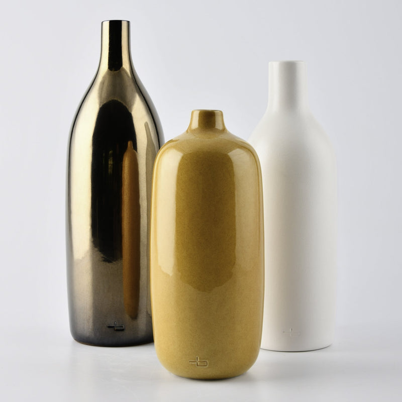 SMALL GIORGIO VASE by Vorster & Braye at SARZA. bottle, decor, Giorgio, homeware, vase, VASES, Vorster&Braye