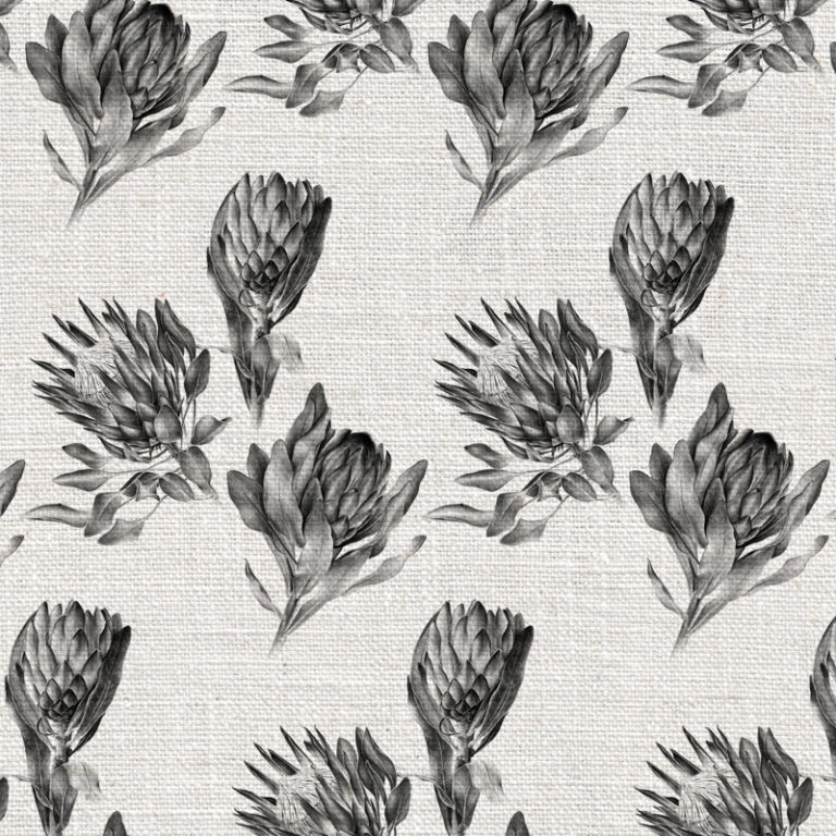Protea Mix Grey