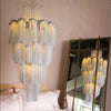 WINDCHIME CHANDELIER by Willowlamp at SARZA. chandeliers, furniture and lighting, lighting, willowlamp, wind chime