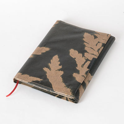 WREN USA NEW YORK NOTEBOOK ORGANIZER B6 FERN 3 - OLIVE
