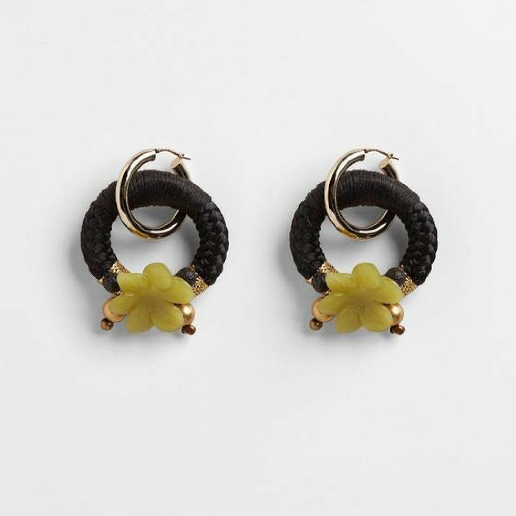 PICHULIK NEW YORK USA ALA  EARRINGS