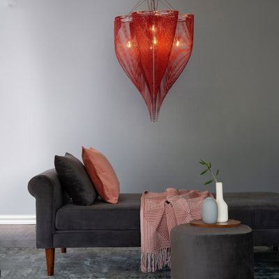 BIGLOVE CLOVER CHANDELIER by Willowlamp at SARZA. Biglove Clover, chandeliers, furniture and lighting, lighting, willowlamp