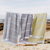 SOLEIL TAWULO TOWEL by Mungo at SARZA. 100% COTTON, linens, Mungo, tawulo, towels