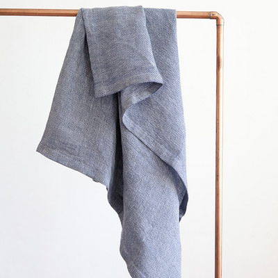 DIAMOND DHOW TOWEL by Mungo Design. Made from the best linen fibre, these Dhow towels are light, robust and absorbent and will soften over time with every wash.