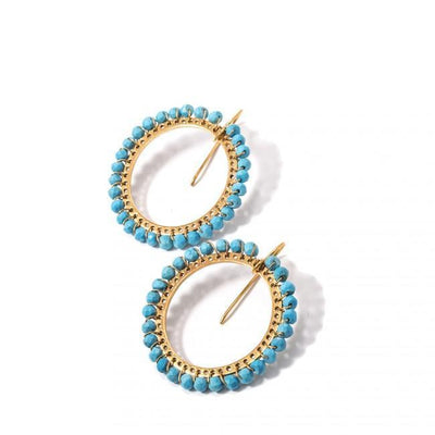 KIRSTEN GOSS EASYBEATS EARRINGS