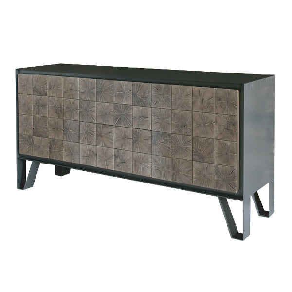 INSTOMI METAL SIDEBOARD by Meyer Von Wielligh at SARZA. cabinets, furniture, Instomi Range, metal, Meyer Von Wielligh, sideboards