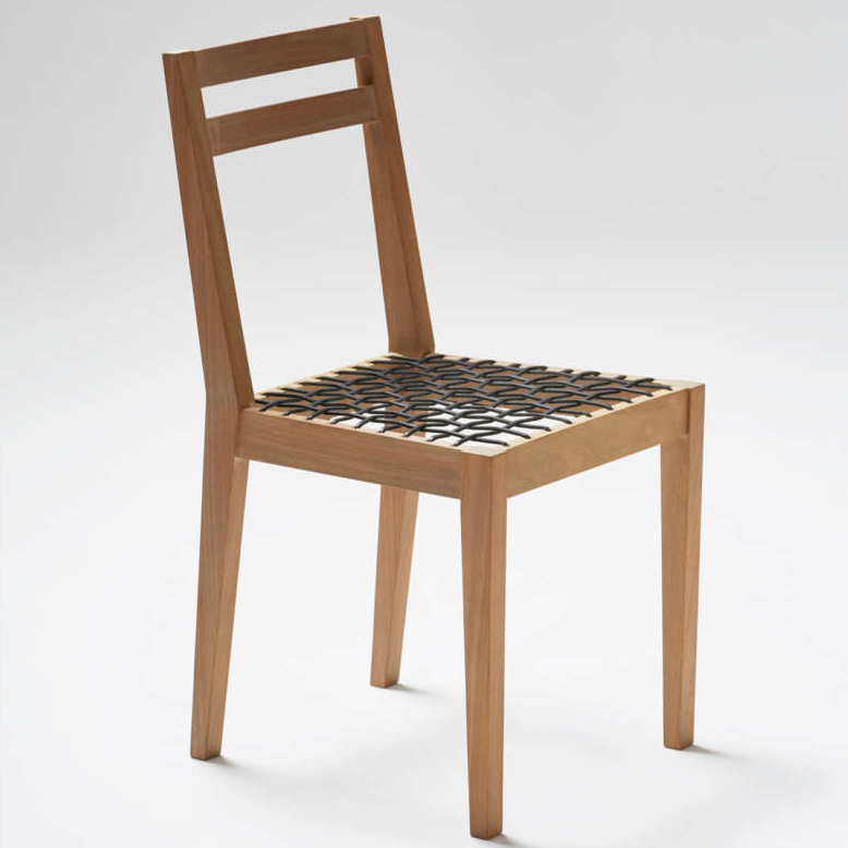 RIEMPIE CHAIR by James Mudge at SARZA. Chairs, exquisite details, furniture, James Mudge, riempie, riempie chairs