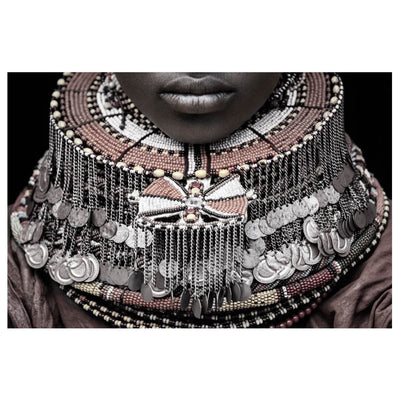 KANA_14 by David Ballam at SARZA. art prints, culture, David Ballam, framed canvas, Kana_14, Lake Turkana, limited edition, Turkana Collection, Turkana Jewellery, wall art