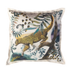 CAPE LEOPARD THROW PILLOW by Sharon B Designs at SARZA. cape leopard, cushion covers, homeware, scatter cushions, Sharon B Designs, throw pillows