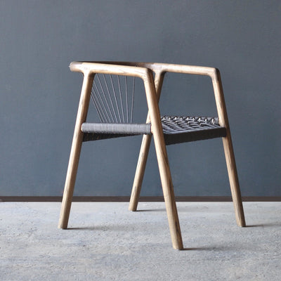 MAMBA DINING CHAIR by Vogel Design at SARZA. Chairs, dining chairs, furniture, Mamba, tub chair, Vogel Design, vogel furniture