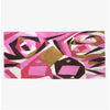 LALELA SCARF USA NEW YORK MOD SQUAD PINK WINTER SCARF