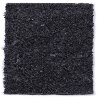 MIDNIGHT MOHAIR RUG by Woolen Rugs at SARZA. homeware, midnight, mohair rugs, rugs, Woolen rugs