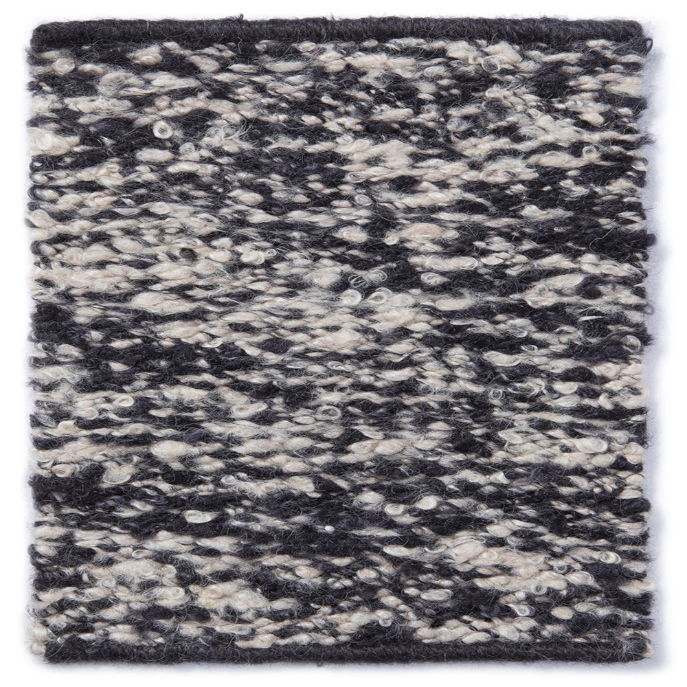 MIDNIGHT PEARL MIX MOHAIR RUG