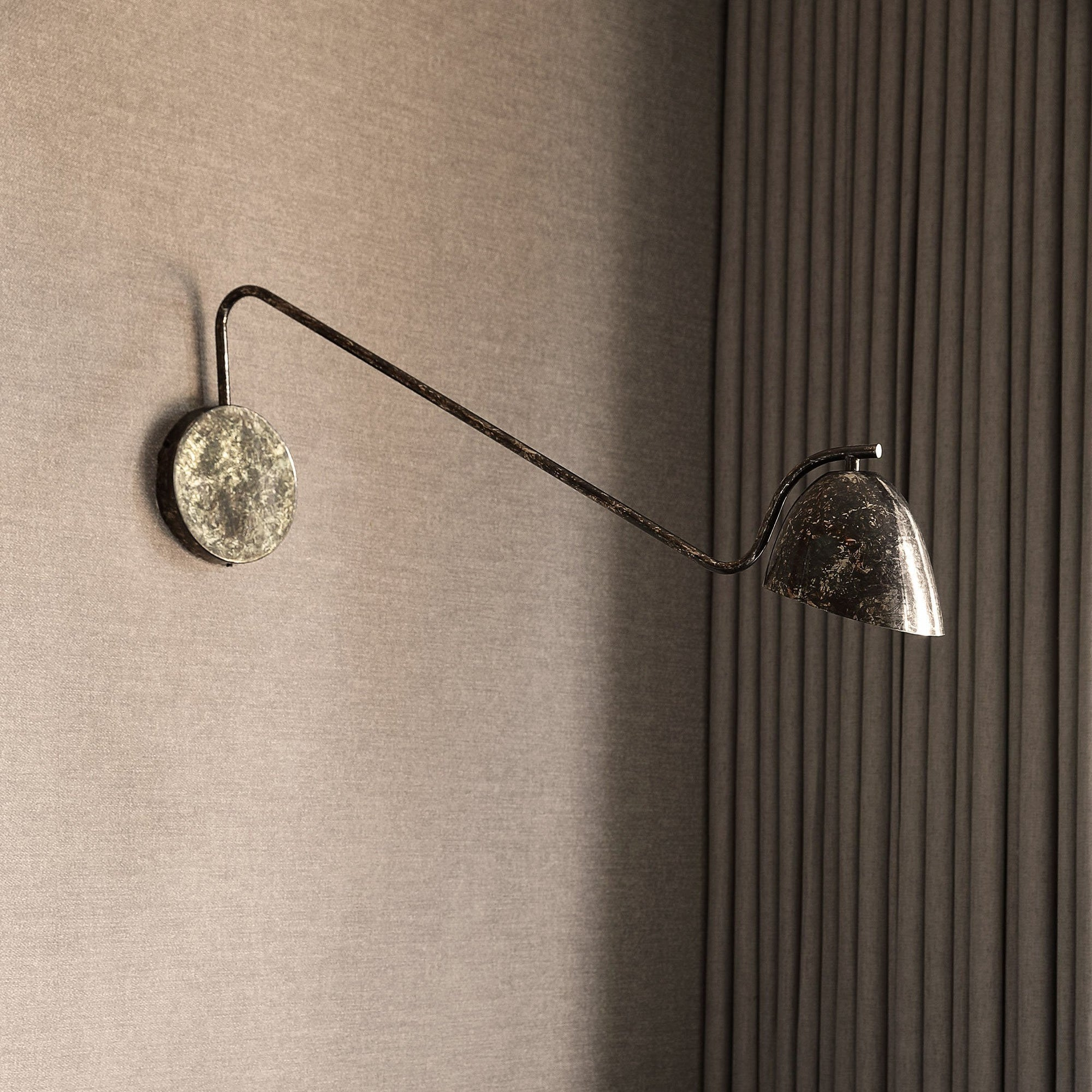 LIAN SWING LAMP by Studio 19 at SARZA. Lamps, Lian, Lian Swing Lamp, Lighting, Studio 19