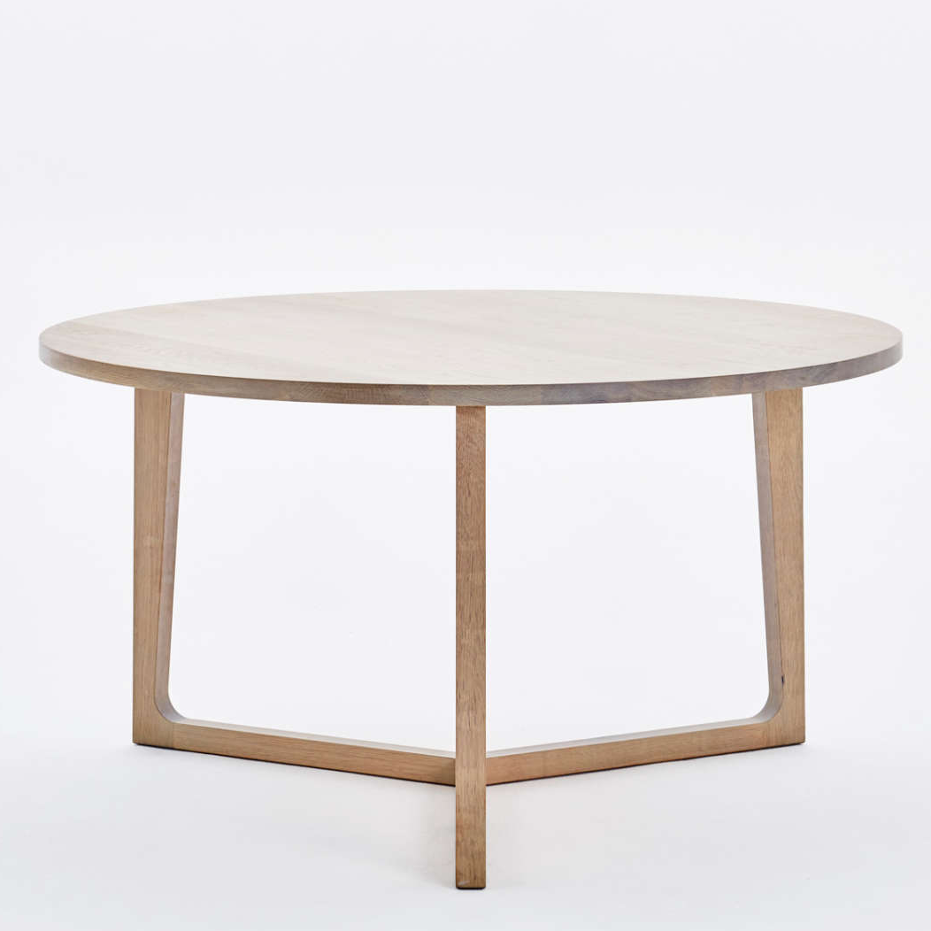 ROUND Y TABLE by James Mudge at SARZA. dining tables, furniture, James Mudge, Round Y Table, Y tables