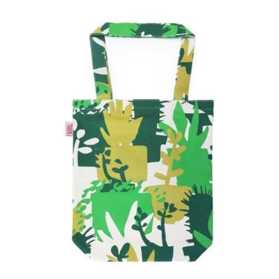 SKINNY LAMINX USA NEW YORK ROOF GARDEN SKINNY TOTE BAG