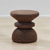 AFRICAN CORK STOOL by Wiid Design at SARZA. African Cork Stool, cork, Furniture, Stools, Wiid Design