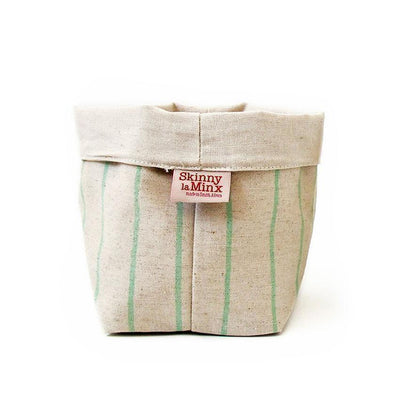 SKINNY LAMINX USA NEW YORK SIMPLE STRIPE SOFT BUCKET