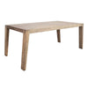The Slant Dining Table by Vogel Design. Available in different sizes and timbers.