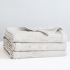 MUNGO USA NEW YORK SMOKE BAKUBA THROW