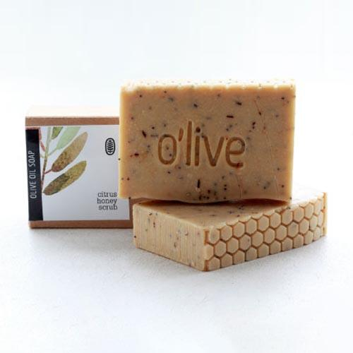 BODY SOAP - ROOIBOS & FYNBOS HONEY