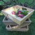 SQUARE SERVING TRAY LARGE by Coco Africa Homeware