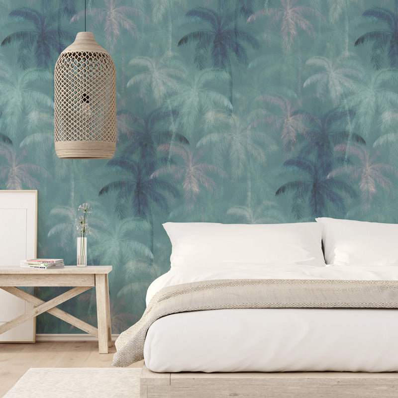 Dreaming Palm Trees – Blue