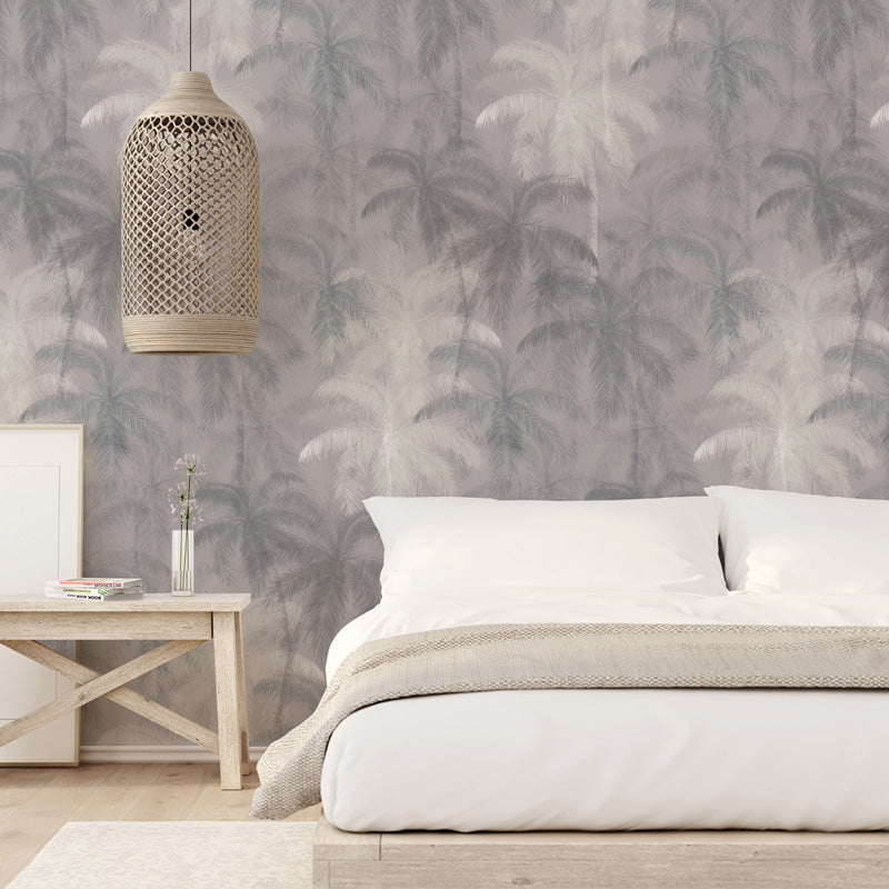 Dreaming Palm Trees – Grey