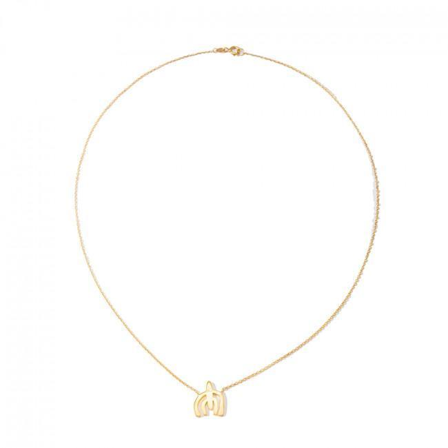 KIRSTEN GOSS USA NEW YORK WILDCARD NO.23 NECKLACE