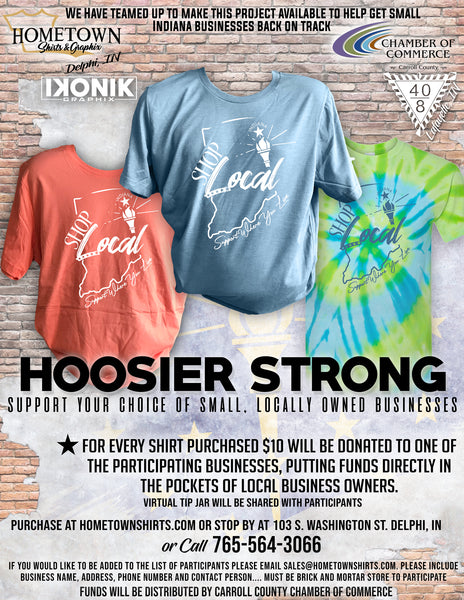 Indiana Shop Local Fundraiser