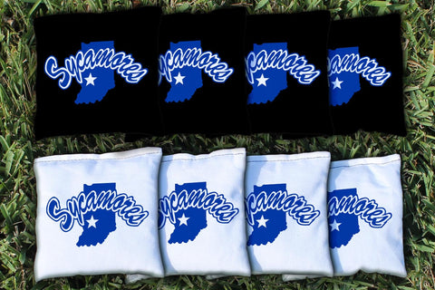 Indiana State All Weather Cornhole Bags