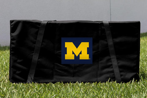 Custom Michigan Wolverines Carrying Case