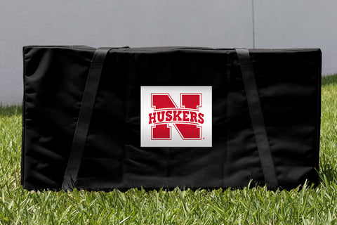Nebraska Custom Cornhole Carrying Case