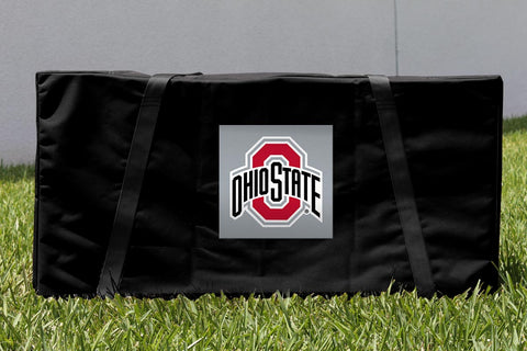 Custom Ohio State Cornhole Boards Carrying Case