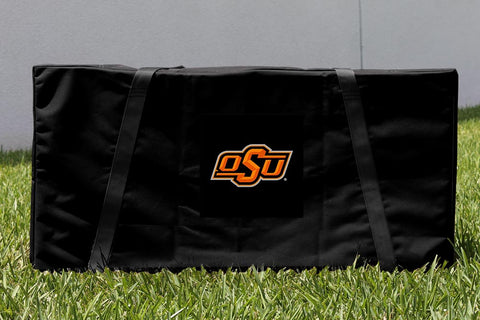 Oklahoma State Cornhole Boards Carrying Case