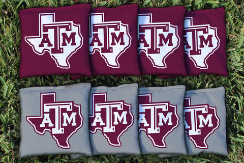 Texas A & M University All Weather Cornhole Bags