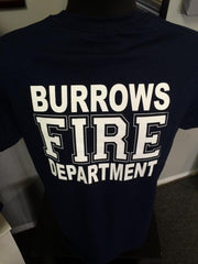 Burrows Fire Department Back
