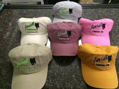 Embroidered Business Hats