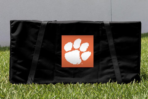 Clemson University Cornhole Boards Carrying Case