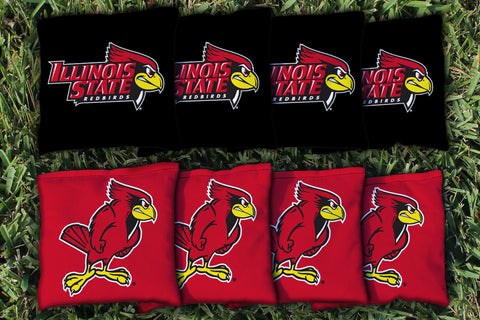 Illinois State Redbirds All Weather Cornhole Bags