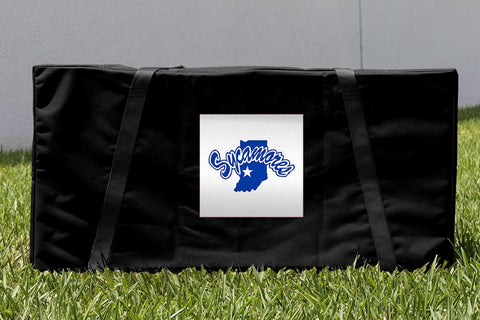 Indiana State Cornhole Carrying Case