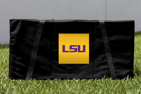 LSU State Cornhole Boards Carrying Case