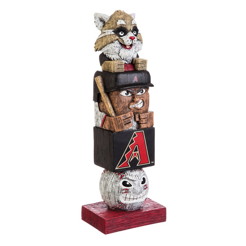 Arizona Diamondbacks Baseball Tiki Totem