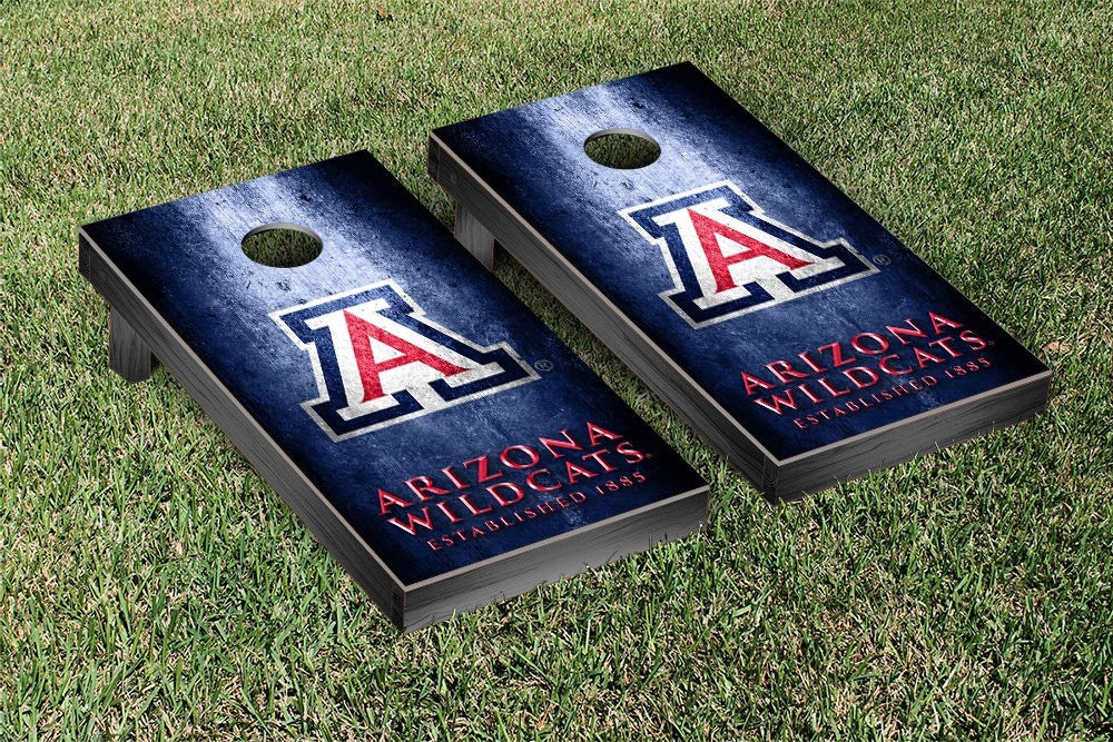 Arizona University Wildcats Cornhole Boards & Standard Bags