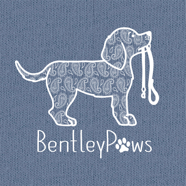 Bentley Paws Paisley 2 T-Shirt